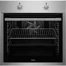 BOBM (944187607), AEG Backofen, Chrom, 60, A