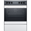 GHGL446WE (949723880), Electrolux Gas Herd, Katalyt, 55cm, Weiss