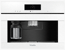 CVA 7845-60 BW CH (11166260), MIELE Einbau Kaffeemaschine, 60cm, Links, M Touch, Miele@home, Brillantweiss,